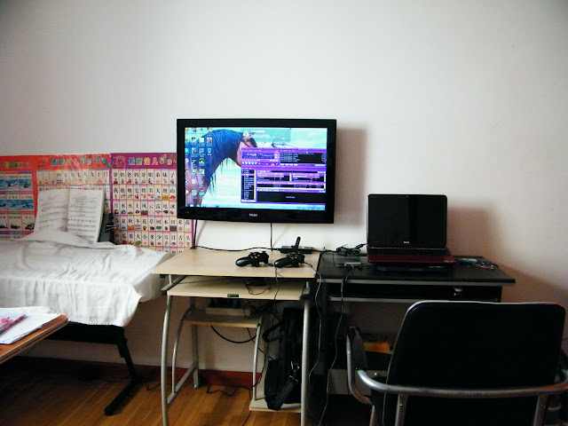 shiny season with shiny gift, a LED TV. - benzillar╋天下中帝 - riveryog, 旎宫嘉坊
