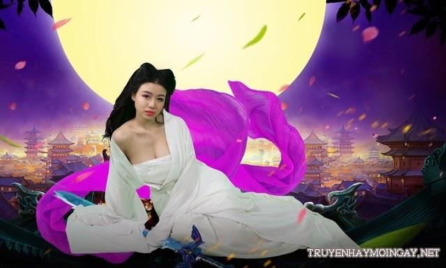 Bộ Ảnh Hot Girl Linh Miu Hóa Tiểu Long Nữ Đẹp Ngất Ngây
