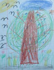 Полянина Аня, 8 лет, Владивосток