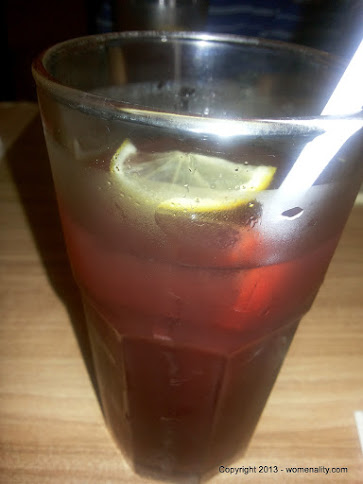Bottomless Red Iced Tea SumoSam, The Block - SM North Edsa