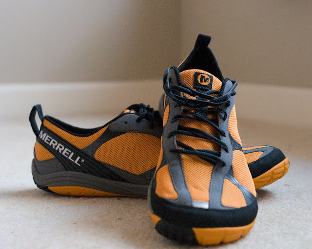Merrell Barefoot Road Glove front view