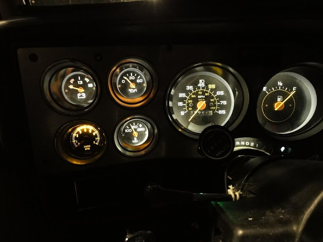Aftermarket Tach Mounting The 1947 Present Chevrolet