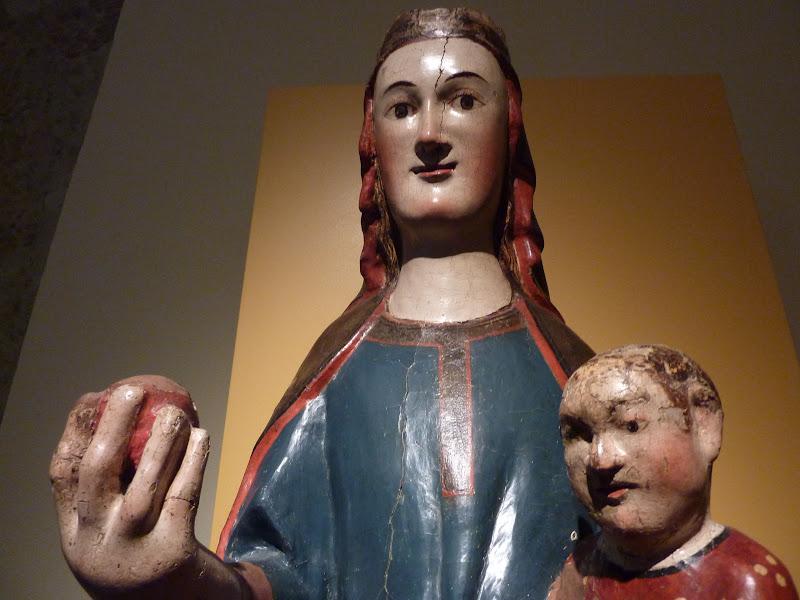 El románico en los museos. P1080711