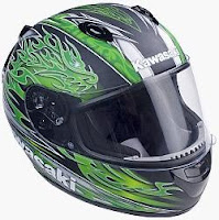 Kawasaki Ninja Helmets