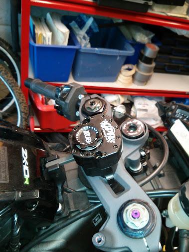 GPR Steering damper
