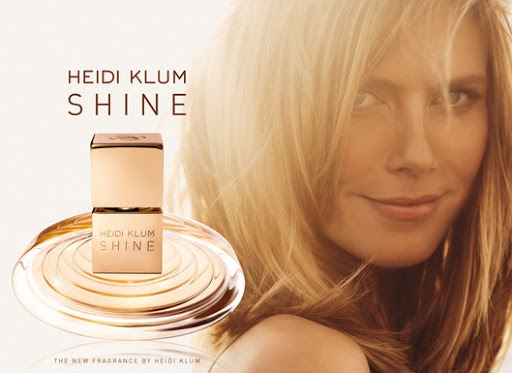heidi klum shine fragrance