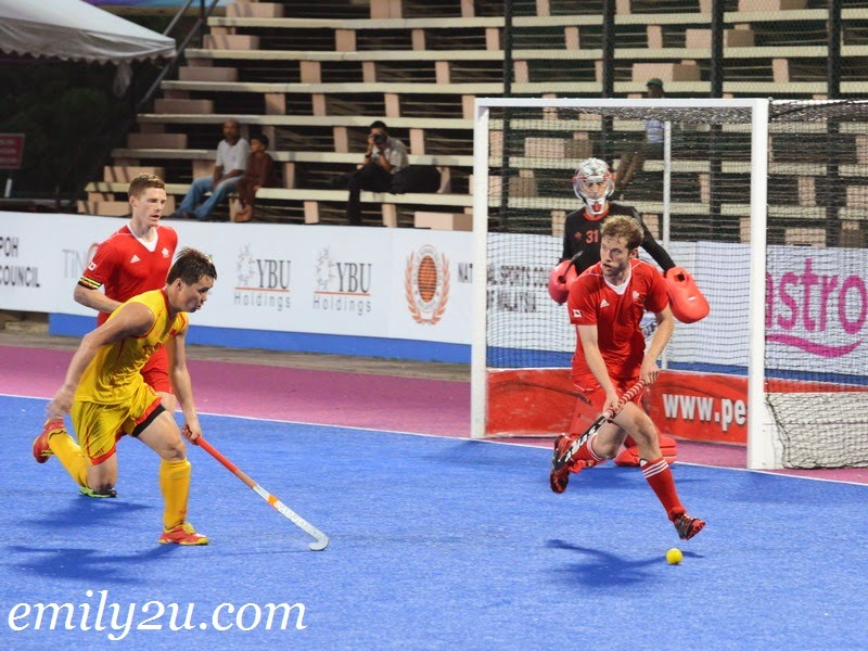 Sultan Azlan Shah Cup Ipoh field hockey