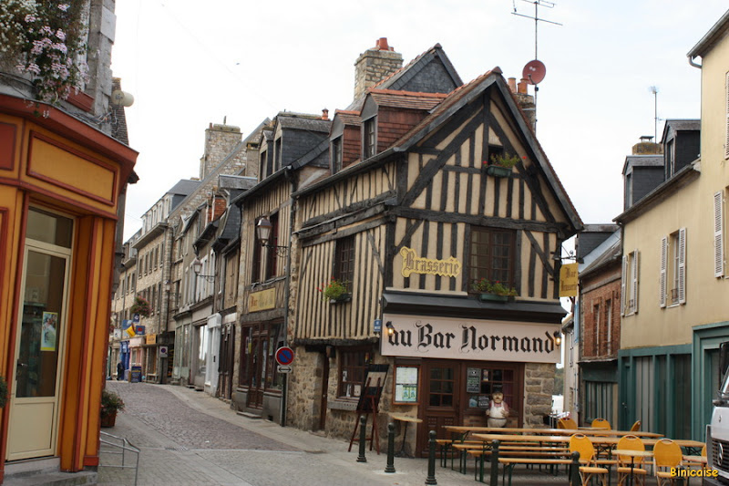Domfront . dans Normandie