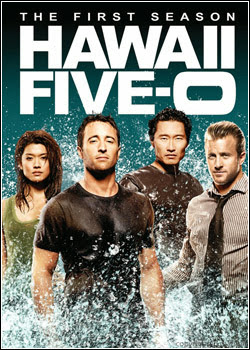 Hawaii Five 0 1ª Temporada Completa – DVDRip AVI Dual Áudio download baixar torrent