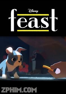 Chú Chó Winston - Feast (2014) Poster