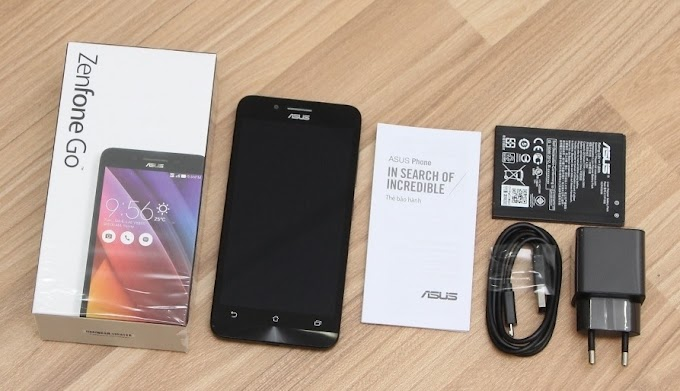 Hướng dẫn Up Rom Asus ZenFone Go Z00VD ( ZC500TG )