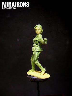 Female NCO II