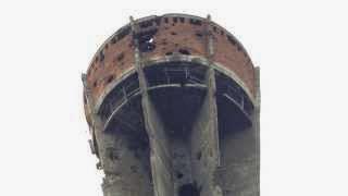 Vukovár víztorony - vodo-toranj video