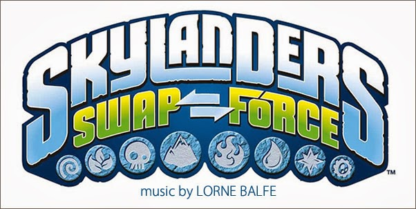 Skylanders:  Swap Force (Game Soundtrack) by Lorne Balfe