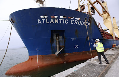 Mystery ship bound for Syria raises serious questions