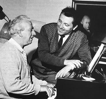 Fritz Wunderlich and Hubert Giesen