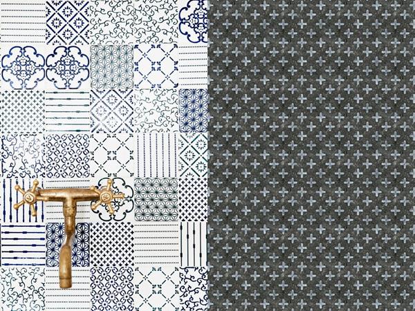 Made a Mano tiles