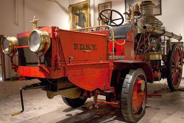 New York City Fire Museum, 278 Spring Street, New York, NY 10013, United States
