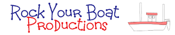 Rock Your Boat Productions Logo