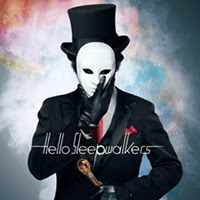 Hello Sleepwalkers single cover