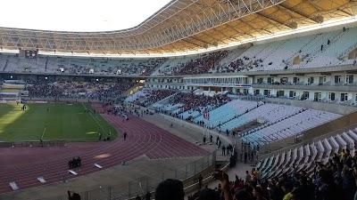 Olympic stadium rades ben arous tunisia phone 216 29 for Porte 8 stade rades
