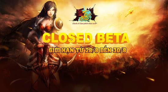 Huyền Thoại Tam Quốc ra mắt phiên bản Closed Beta 2 1