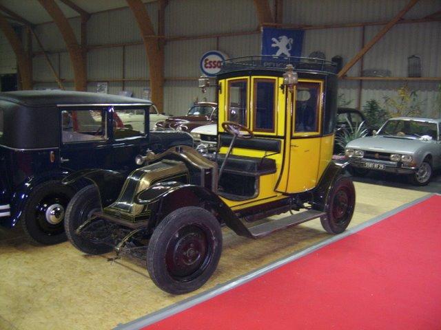 Salon des véhicules anciens les 3 et 4 novembre 2012 SSA50070