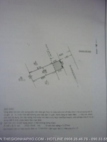 Bán nhà Sư Vạn Hạnh , Quận 10 giá 3, 35 tỷ - NT42