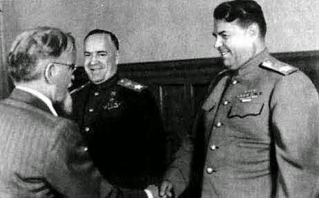 Жуков и Василевский