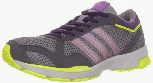 Adidas Marathon 10 running shoes like new