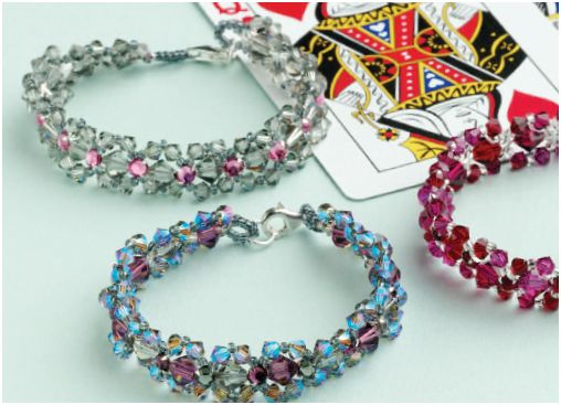 bead jewelry sets wholesale nigeria jewellery for making detail handmade crystal product beads
