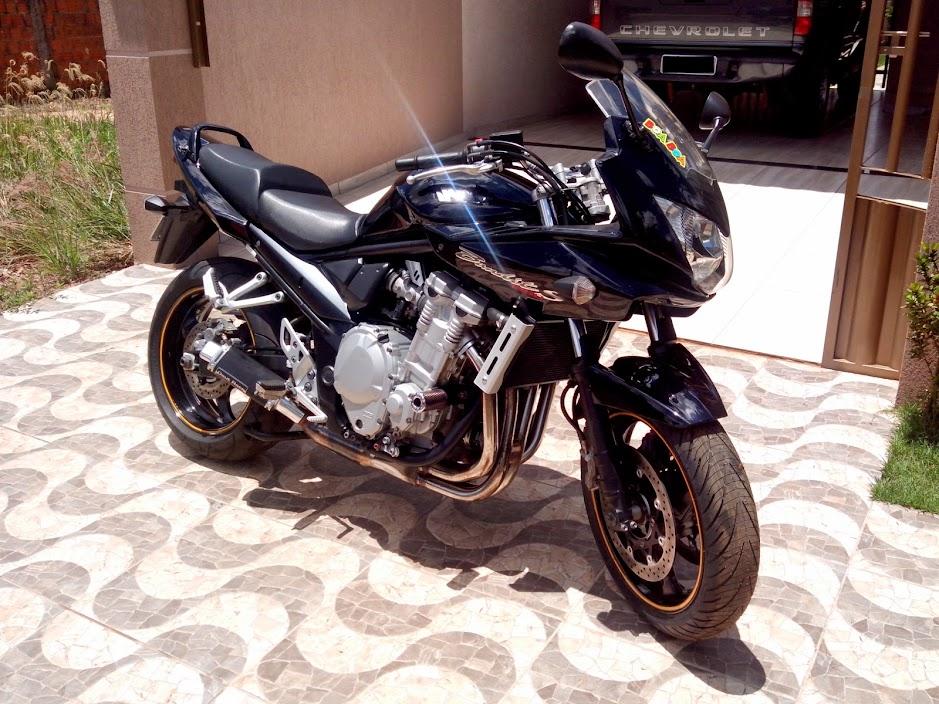 Apresentando agora com moto, Bandit 1250 S - UP IMG_20131019_122351