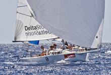 J/80 Deltastone- Carlos Martinez sailing in Copa del Rey