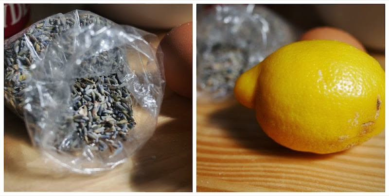 Lavender Lemon Cake lavender: seeds and lemon