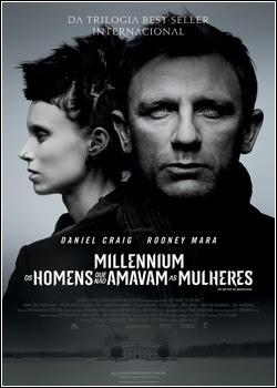 Millennium – Os Homens Que Não Amavam As Mulheres Dublado 2012