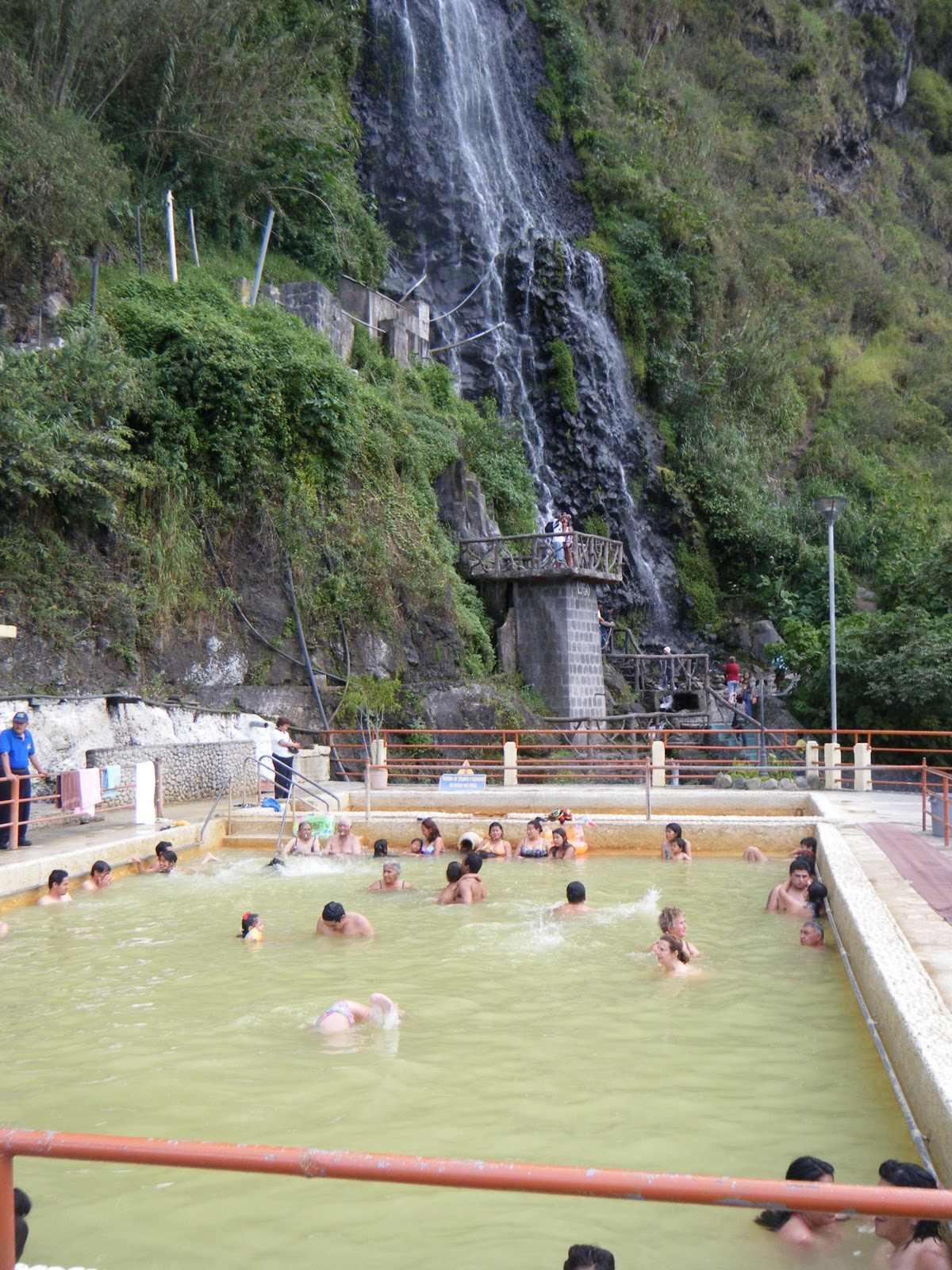 The international rambler ba os not just hot springs - How long after shocking pool can i swim ...