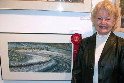 Second Place: Linda Wilmes