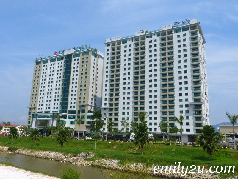Kinta Premier - Kinta Riverfront 2-Bedroom Suites