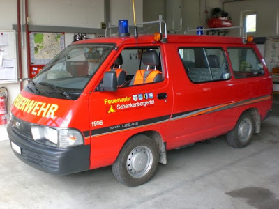Personentransportfahrzeug PTF