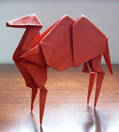 Origami for kids instructions