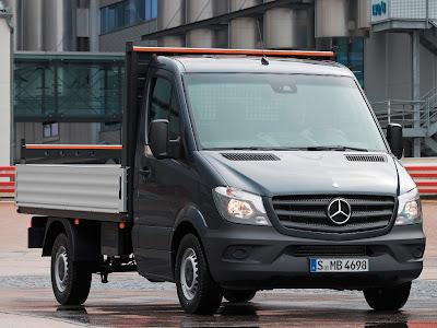 Mercedes Sprinter 316 NGT FL (CNG, gaz ziemny, metan, biogaz, 2013, euro 6)