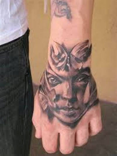 wrist tattoos for men