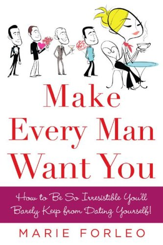 Book Review Make Every Man Want You Cover