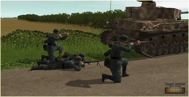 combat mission battle for normandy gratuit
