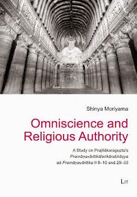 [Moriyama: Omniscience and Religious Authority, 2014]