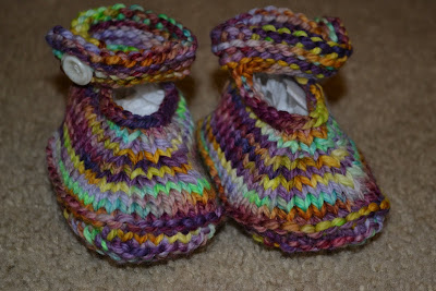 Mary Jane booties 3-6 month