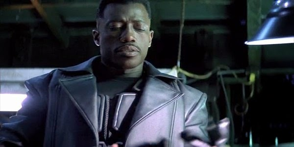Screen Shot Of Hollywood Movie Blade (1998) Download And Watch Online Free at alldownloads4u.com
