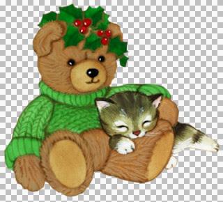 CmasTeddy&KittenShirl.jpg
