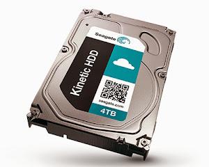 Seagate công bố ổ đĩa lưu trữ theo đối tượng Kinetic HDD