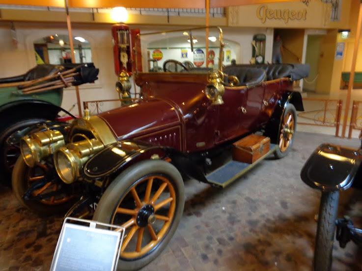 Musée de l'aventure Peugeot à Sochaux DSC01160
